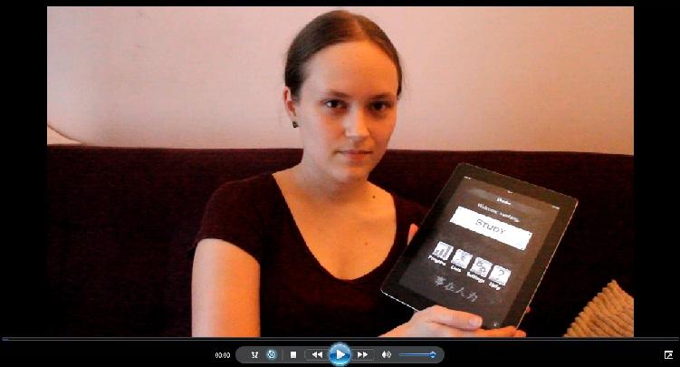 Skritter for iPad