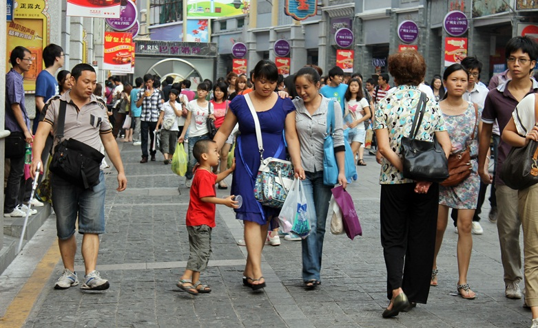 Shang Xia Jiu Shopping Street