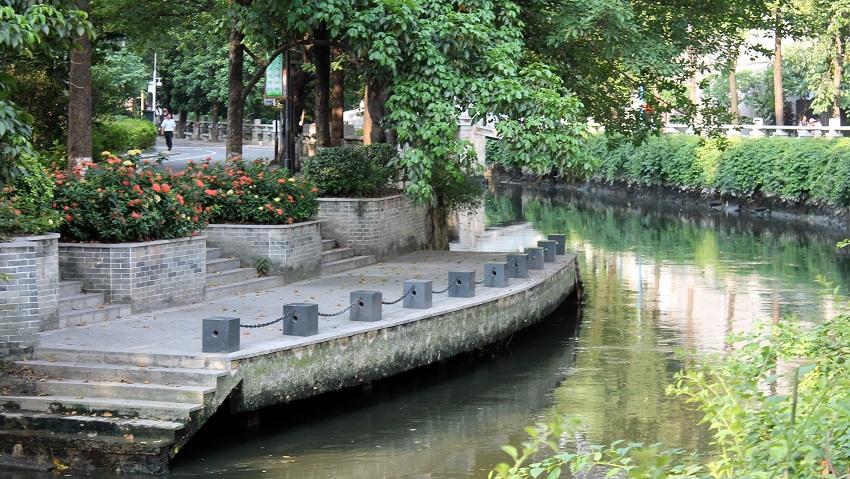 ChongKou River