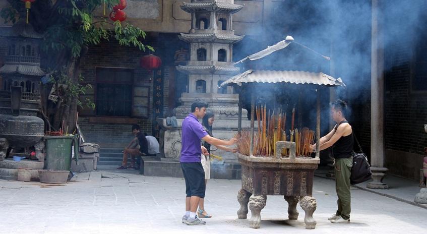 Hualin Temple