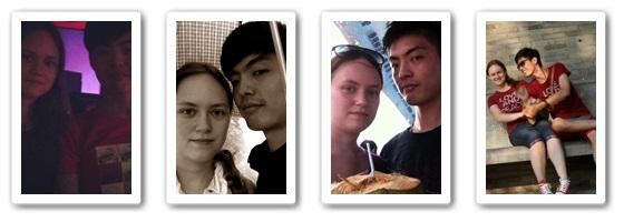 finnish chinese love story